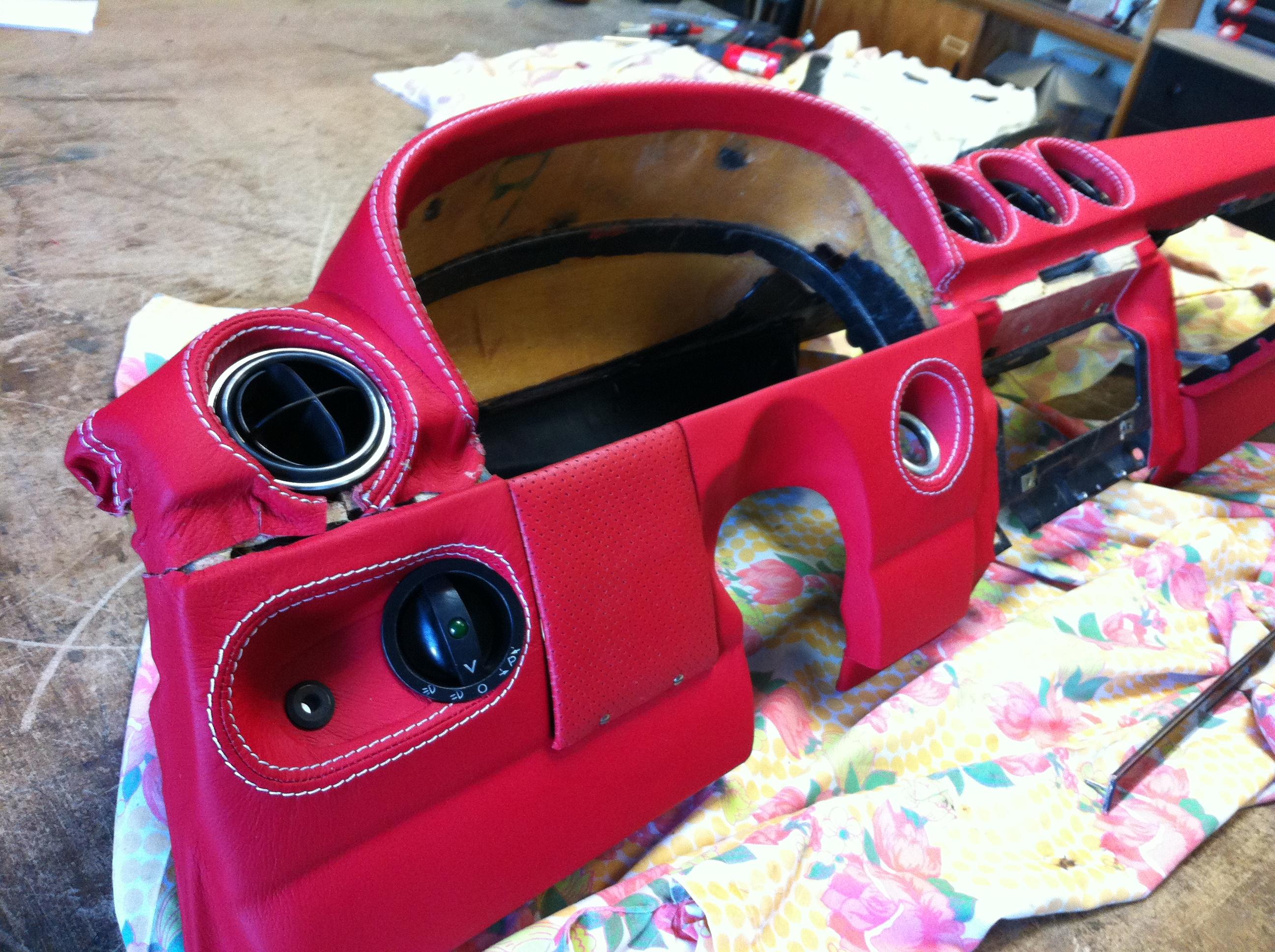 Armaturenbrett - Innenausstattung für Fahrzeuge 005