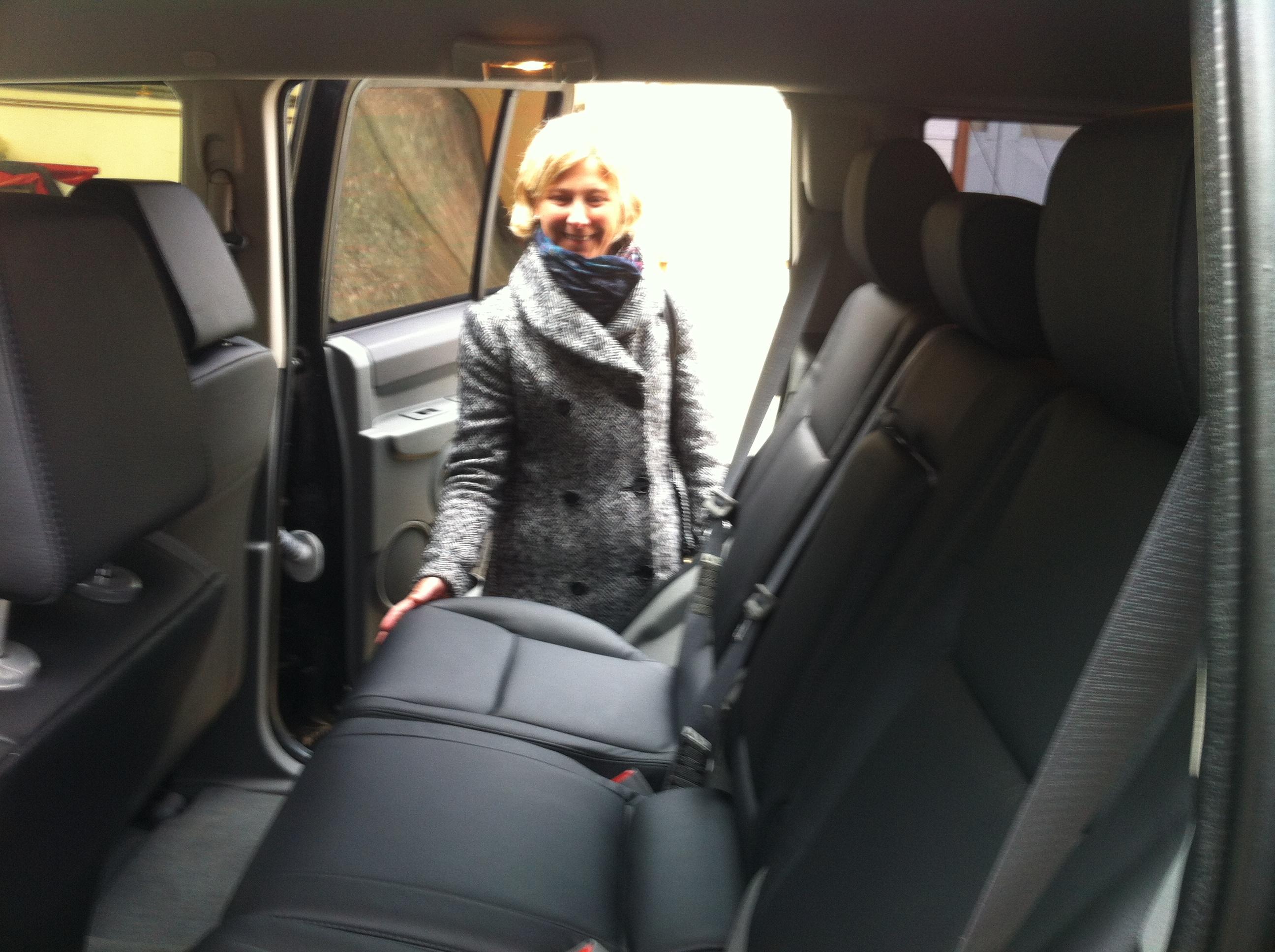 Ledersitze - Innenausstattung für Fahrzeuge 004