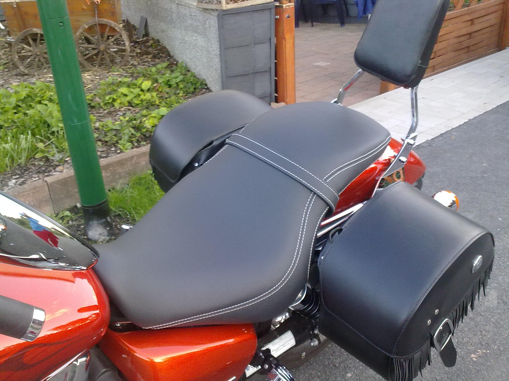 Motorradsitzbänke 007