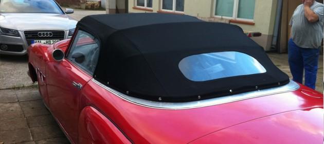 Cabrioverdecke für alle Fahrzeuge, individuell nach Maß angefertigt